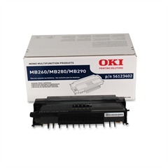 Oki Toner Cartridge - LED - 5500 Pages - 1 Each