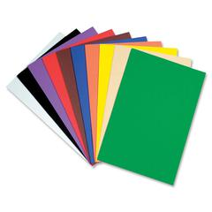 "ChenilleKraft Wonderfoam Sheets - 18"" x 12"" - 1 / Pack - Assorted - Foam"