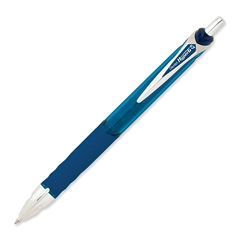 Pentel HyperG Retractable Gel Pen - Medium Pen Point Type - 0.7 mm Pen Point Size - Refillable - Sky Blue Gel-based Ink - Sky Blue Barrel - 1 Each