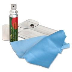 LCD Screen Cleaner and Wipe - For Display Screen, Notebook - Alcohol-free - 1 / Kit - Blue