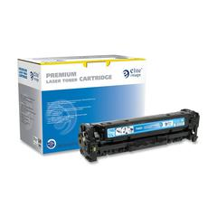 Elite Image Remanufactured Toner Cartridge Alternative For HP 304A (CC531A) - Laser - 2800 Page - 1 Each