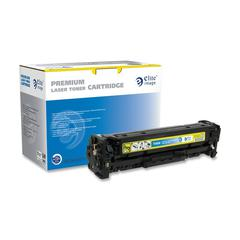 Elite Image Remanufactured Toner Cartridge Alternative For HP 304A (CC532A) - Laser - 2800 Pages - 1 Each