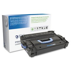 Elite Image Remanufactured MICR Toner Cartridge Alternative For HP 43X (C8543X) - Laser - 30000 Page - 1 Each