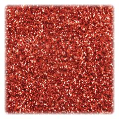 ChenilleKraft Shaker Jar Glitter - 16 oz - 1 Each - Red