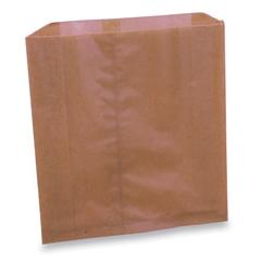 "RMC RM Sanitary Disposal Wax Liner - 9.25"" Width x 9.87"" Length x 3.25"" Depth - Brown - Kraft - 250/Carton - Disposal"