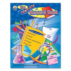 "Carson-Dellosa The Complete Record Book - 112 Sheet(s) - 11"" x 8.50"" Sheet Size - 1 Each"