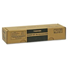 Toshiba Original Toner Cartridge - Laser - 3800 Pages - Black - 1 Each