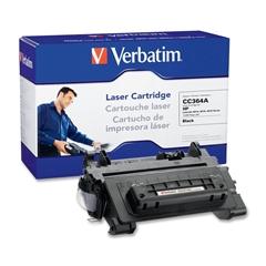 Remanufactured Laser Toner Cartridge alternative for HP CC364A - Black - Laser - 10000 Page - 1 / Each