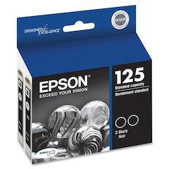 DURABrite 125 Dual Pack Ink Cartridge - Inkjet - 230 Page - 2 / Pack