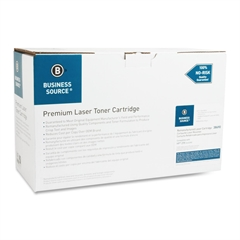 Business Source Remanufactured High Yield Toner Cartridge Alternative For HP 29X (C4129X) - Laser - 10000 Pages - 1 Each