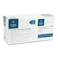 Business Source Remanufactured Toner Cartridge Alternative For HP 92A (C4092A) - Laser - 2500 Page - 1 Each