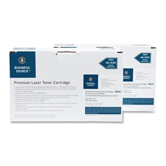 Business Source Remanufactured Toner Cartridge Alternative For HP 61X (C8061X) - Laser - 10000 Pages - 2 / Box
