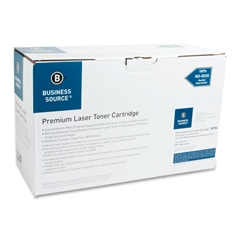 Business Source Remanufactured Toner Cartridge Alternative For HP 45A (Q5945A) - Laser - 18000 Page - 1 Each