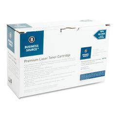 Business Source Remanufactured Toner Cartridge Alternative For HP 45A (Q7551A) - Laser - 6500 Pages - 1 Each