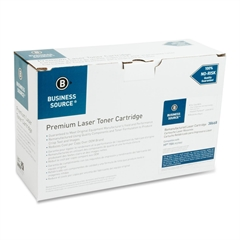 Business Source Remanufactured Toner Cartridge Alternative For HP 98A (92298A) - Laser - 6800 Page - 1 Each