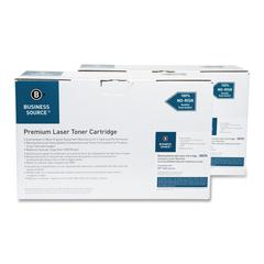 Business Source Remanufactured Toner Cartridge Alternative For HP 42X (Q5942X) - Laser - 20000 Page - 2 / Box