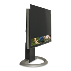 "Privacy Screen Filter Black - For 24""Monitor"