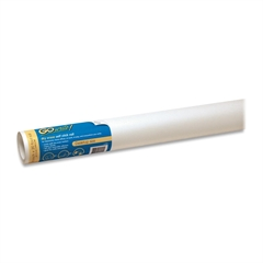 "Pacon GoWrite! Dry-Erase Roll - 18"" (1.5 ft) Width x 240"" (20 ft) Length - 1 / Roll"