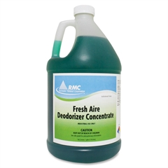 Fresh-Aire Deodorant Concentrate - Concentrate Liquid Solution - 1 gal (128 fl oz) - Freshmint Scent - 1 Each