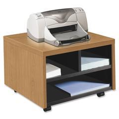 "H105679 Printer Stand - 14.1"" Height x 20"" Width x 19.1"" Depth - Harvest"
