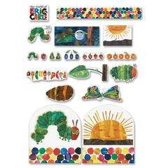 Very Hungry Caterpillar Board Set - Self-adhesive - Assorted - 3 / Set