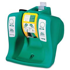 Guardian Self-contnd Gravity-flow Eyewash Unit - 16 gal - 0.25 Hour - Green