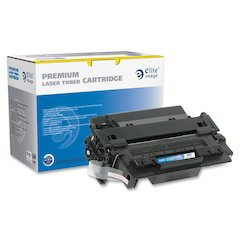 Elite Image Remanufactured Toner Cartridge Alternative For HP 55A (CE255A) - Laser - 6000 Pages - 1 Each