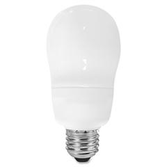 Havells Compact Fluorescent Bulb - 14 W - A19 Size - White Light Color - 8000 Hour - 4400.3°F (2426.8°C) Color Temperature - Energy Saver - 1 / Each