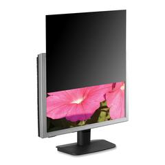 "Compucessory 16:9 Form Factor LCD Privacy Filters Black - For 21.5""Monitor"