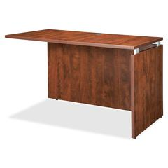 "Lorell Ascent Reverse Return - 47.3"" x 23.6"" x 29.5"" - Finish: Cherry, Laminate"