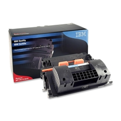 IBM Remanufactured Toner Cartridge - Alternative for HP 64X (CC364X) - Black - Laser - 24000 Page - 1 Each