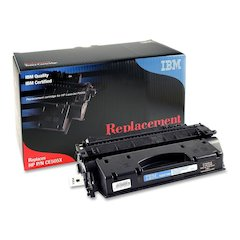 IBM Remanufactured High Yield Toner Cartridge Alternative For HP 05X (CE505X) - Laser - 6500 Page - 1 Each