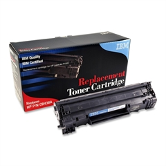 IBM Remanufactured Toner Cartridge Alternative For HP 36A (CB436A) - Laser - 2000 Page - 1 Each