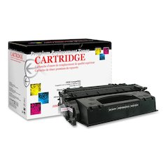 West Point Products Remanufactured Toner Cartridge Alternative For HP 05X (CE505X) - Black - Laser - 6500 Page - 1 Each