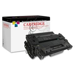 Products Remanufactured Toner Cartridge Alternative For HP 55A (CE255A) - Black - Laser - 6000 Page - 1 Each