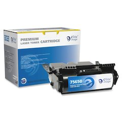 Elite Image Remanufactured Toner Cartridge Alternative For IBM IFP75P6961 - Laser - 21000 Pages - 1 Each