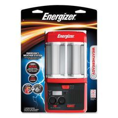 Energizer Weather & Alert Radio - FM, AM