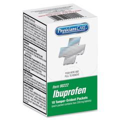 PhysiciansCare Xpress Ibuprofen Packet - 10 / Box