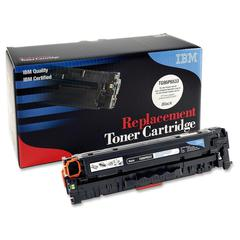 IBM Remanufactured Toner Cartridge - Alternative for HP 304A (CC530A) - Laser - 3500 Pages - Black - 1 Each
