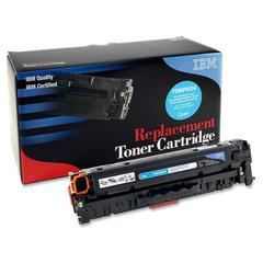 IBM Remanufactured Toner Cartridge - Alternative for HP 304A (CC531A) - Laser - 2800 Pages - Cyan - 1 Each