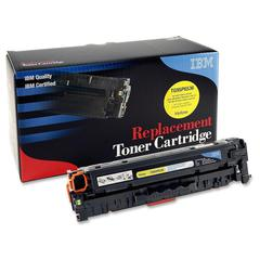 IBM Remanufactured Toner Cartridge - Alternative for HP 304A (CC532A) - Yellow - Laser - 2800 Pages - 1 Each