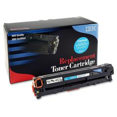 IBM Remanufactured Toner Cartridge Alternative For HP 125A (CB541A) - Laser - 1400 Page - 1 Each