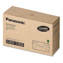 Panasonic Toner Cartridge - Laser - 2500 Page - 1 Each
