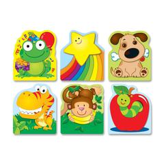 Prize Bookmark set - 6 / Pack - Multicolor - Card Stock