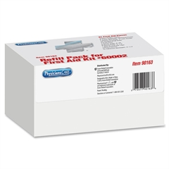 Acme United 127-Piece First Aid Refill Kit - 127 x Piece(s) For 25 x Individual(s) - 1 Each