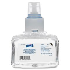 Purell LTX-7 Instant Hand Sanitizer Refill - 23.7 fl oz (700 mL) - Hands-free Dispenser - Kill Germs - Hand, Skin - Clear - Eco-friendly - 1 / Each
