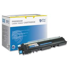 Elite Image Remanufactured Toner Cartridge - Alternative for Brother (TN210C) - Laser - 1400 Pages - Cyan - 1 Each