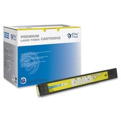 Elite Image Remanufactured Toner Cartridge - Alternative for HP 824A (CB382A) - Laser - 21000 Pages - Yellow - 1 Each