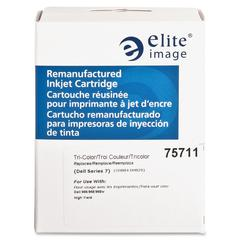 Elite Image Remanufactured Ink Cartridge Alternative For Dell 330-0023 - Inkjet - 485 Page - 1 Each