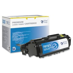 Elite Image Remanufactured Toner Cartridge Alternative For Dell 330-6968 - Laser - 21000 Page - 1 Each